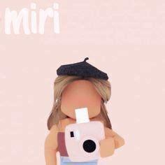 Cute aesthetic cute roblox gfx girl - Google Search in ... - wallpaper cute summer aesthetic roblox girl gfx blue