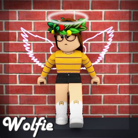 Roblox Character Aesthetic Wallpapers - Wallpaper Cave - roblox wallpaper girl for laptop