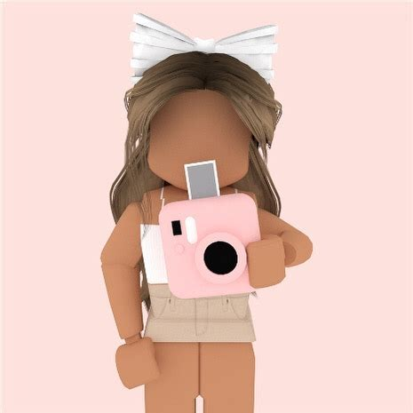 Aesthetic female roblox gfx - Google Search in 2020 ... - wallpaper cute summer aesthetic roblox girl gfx no face